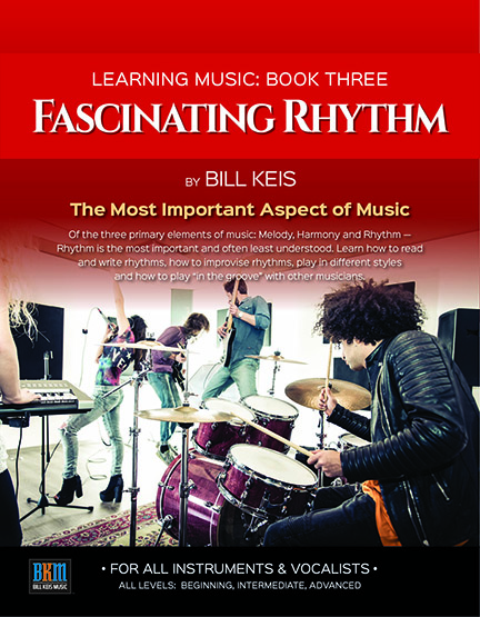 Bill Keis Releases His New Book ?Fascinating Rhythm?