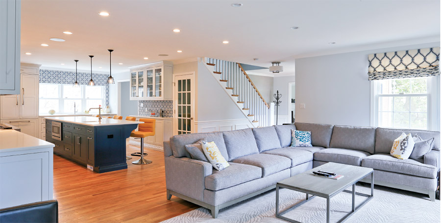 FineCraft Contractors? Latest Remodel is Featured in Bethesda Magazine