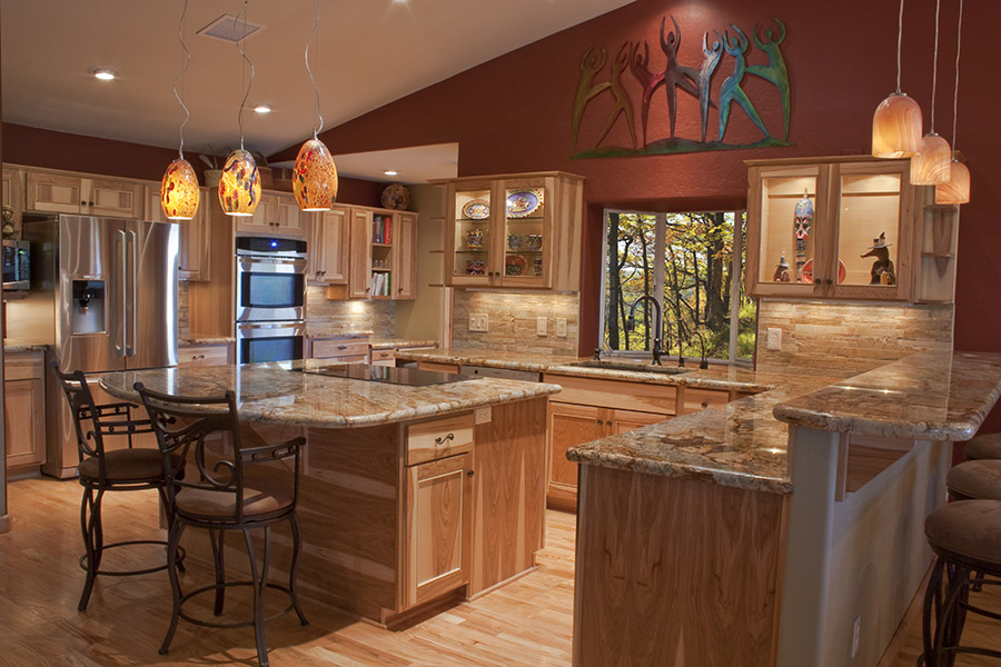California Construction Company Explains Benefits of Kitchen Remodeling for a Home